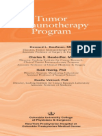 Immunotherapy Brochure
