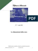 7_numero_rivista_ La Cura Da Filosofia Ad Aspetti Diversi_2012