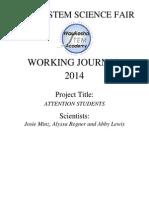 announcementsstemsciencefairworkingjournal2014