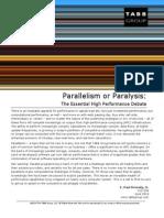 V12 030 Parallelism