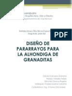 PARARRAYOS ALHONDIGA