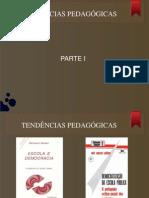 Tendnciaspedagogicas Partei 130423155509 Phpapp01