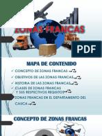 Zonas Francas Roy- Tito