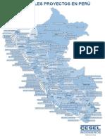 CESEL Proyectos en Todo El Peru