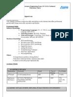 siddhartha resume