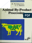 Animal by-Product Processing