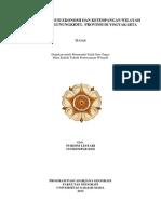 1036 Nurdini Distribusi Ekonomi Wilayah Gunungkidul