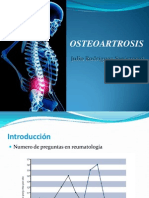 Osteoartrosis Julio Rodríguez