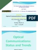 220871984 AICT 2011 Tutorial Optical