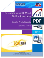 Guia de Microsoft  Word 2010 - Avanzado.pdf