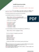 Impariamo l'italiano - Verbi riflessivi + modali al passato prossimo
