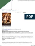 Holiday Movie Review _ Akshay Kumar, Sonakshi Sinha