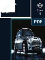 Manual Usuario Mini Cooper Coopers En