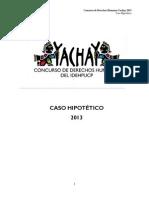 Caso Hipotetico 2013 - Corregido