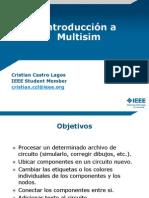 Workshop Multisim