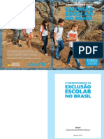 Livro O Enfrentamento Da Exclusao Escolar No Brasil