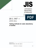 JIS L1907-2004-ENG