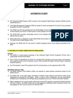 B737-Automatic Flight Systems Summary