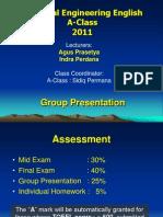 EngEnglish GroupPresent B-Class 2011