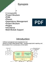Maven software tool