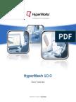 HyperMesh 10.0 Core Tutorials
