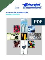 Linea de Produccion Hidrostal