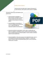 Formas de Democracia Reconocida Por Sistema Ecuatoriano
