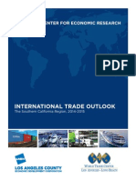 International Trade Outlook for Southern California