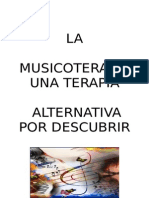 La Musicoterapia