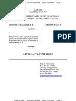 HOLLISTER v SOETORO - JOINT APPELLANT BRIEF [1216986] -Transport Room