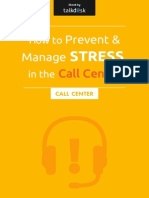 Talkdesk Stress in the Call Center