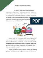 Escola Profissional de Mafra -Livro Reciclagem
