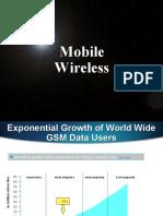 Mobile Wireless technology