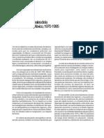 Diferencias Regionales de La Marginación en Mexico