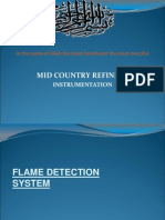 Flame Detection System ( MU-Final)