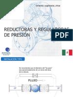 Reductoras y Reguladoras de Presión