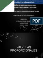 Valvulas Proporcionales Terminada