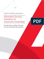 Information_Security_Guidelines - Automotive Dealers