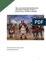 Historia Militar Legiones Romanas