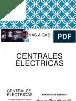 Exposición UNAC Ciclo Termodinámico de Turbinas a GAS