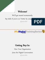 #1uDigital Training