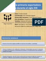 Trabajo Practico II Geografia Americana y Argentina