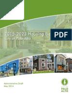 City of Palo Alto (CA)Housing Element Draft (2015-2023)