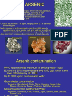 11.5 Arsenic