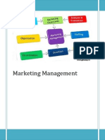 Importance and Implementation Marketing