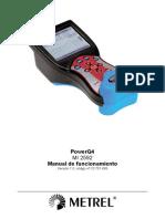 Manual 2592 Spa