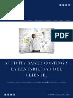 Activity Based Costing y La Rentabilidad Del Cliente