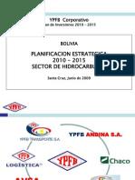 Presentación Oficial YPFB