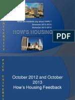 hows housing feedback 2012-2014