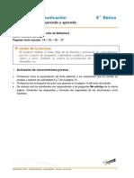 Unidad 1 8 Basico Texto 2012 Lectura El Triple Robo de Bellamore
